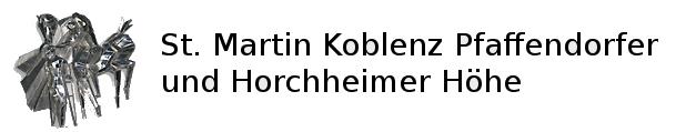 St. Martin Koblenz Pfaffendorfer Hoehe